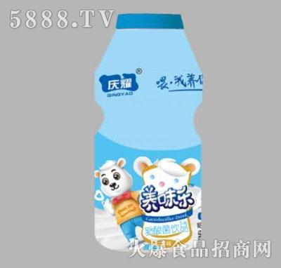 养味乐乳酸菌饮料