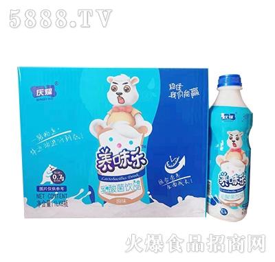 庆耀乳酸菌饮品1Lx8瓶