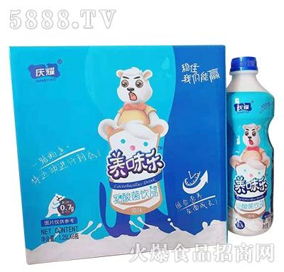 庆耀乳酸菌饮料1.25Lx6瓶