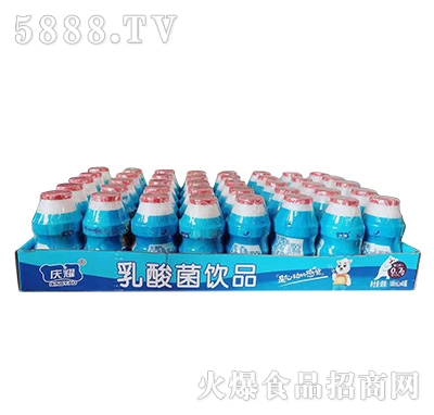 庆耀乳酸菌100mlx40瓶