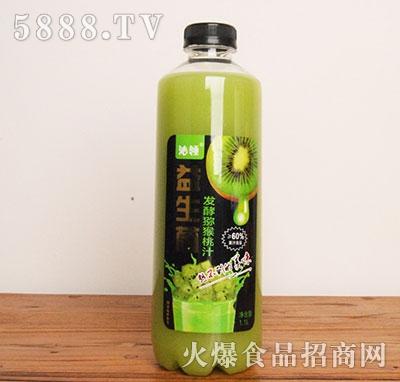 沁领益生菌发酵猕猴桃汁1.1L
