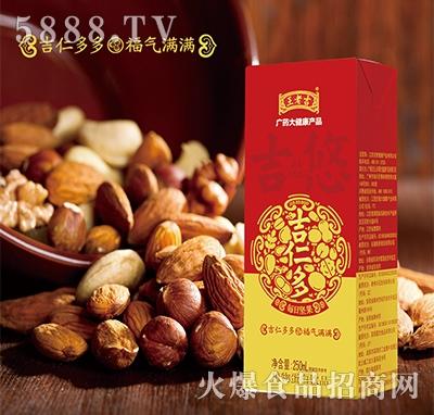 广药大健康产品吉仁多植物蛋白饮品250ml