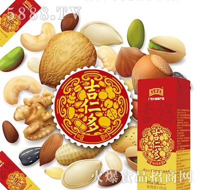 广药大健康产品吉仁多植物蛋白饮料250ml