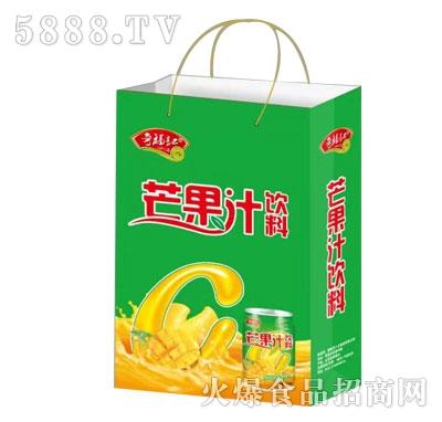 奇福记芒果汁饮料(袋)