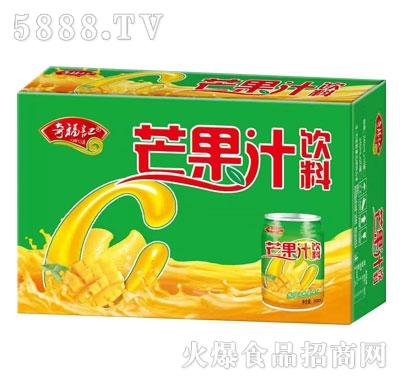 奇福记芒果汁饮料(箱)