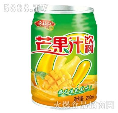 奇福记芒果汁饮料240ml