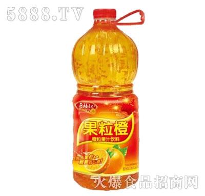 奇福记果粒橙2.58L