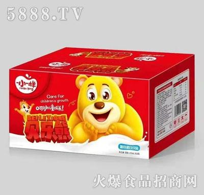 一小一样贝乐熊复合蛋白饮料200mlX24盒
