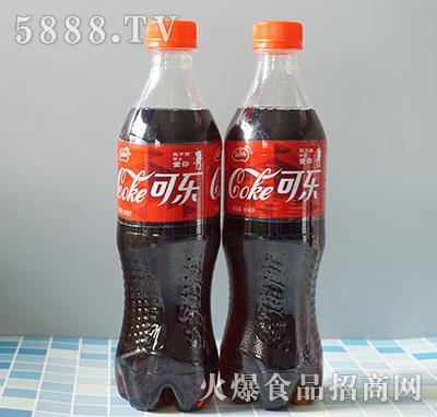 笑连连可乐500ml
