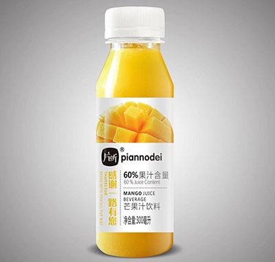 片断芒果汁300ml