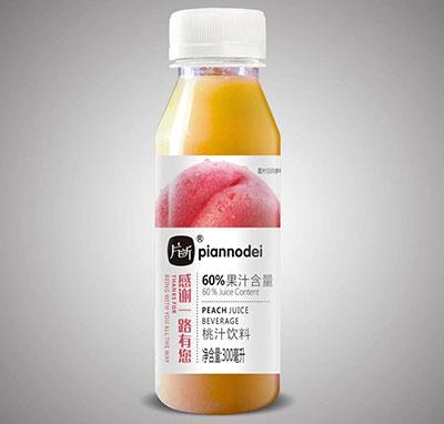 片断桃汁300ml