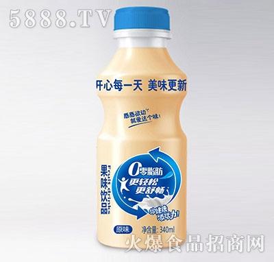 恋汁韵原味果味饮品340ml