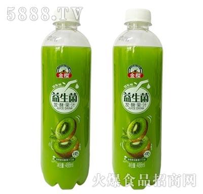 金樱发酵猕猴桃果汁饮料488ml