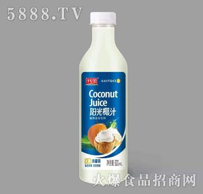 千亿浓阳光椰汁植物蛋白饮料920ml