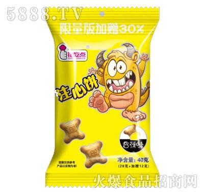 铭吃点注心饼香蕉味40g
