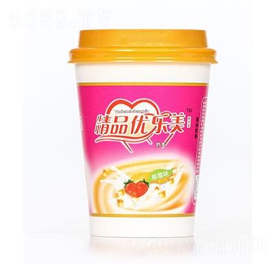 精品优乐美奶茶草莓味
