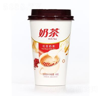 飘飘缘奶茶红豆味60g
