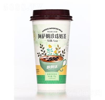 飘飘缘阿萨姆珍珠奶茶105g