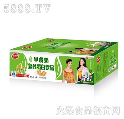 恒养道早餐奶复合蛋白饮品250mlX16