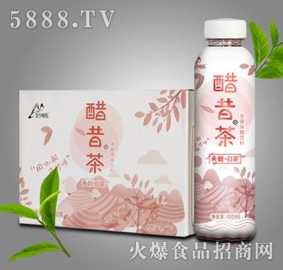 酷昔茶果醋白茶480mlX15