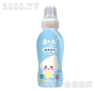软奶嘴菌小悦乳酸菌饮品芝士味200g