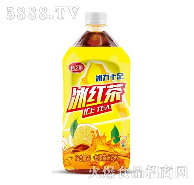 情之润冰红茶1L