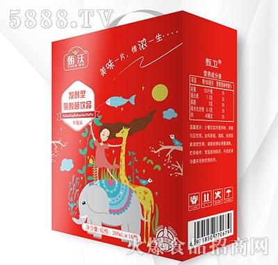 甄沃发酵型乳酸菌饮品草莓味(箱)