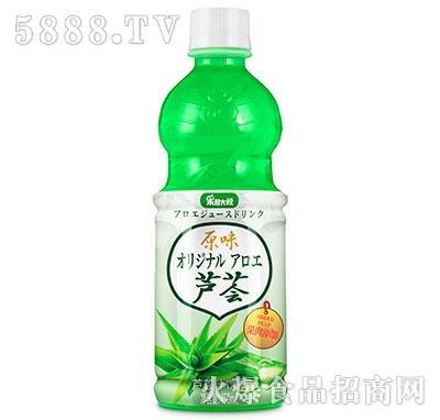 果园大叔原味芦荟汁450ml