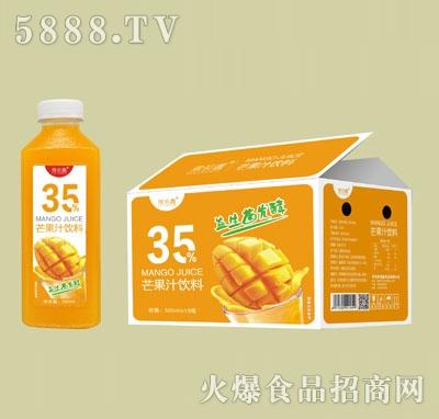 豫浪鑫芒果汁饮料500mlX15