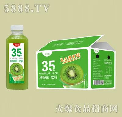 豫浪鑫猕猴桃汁饮料500mlX15