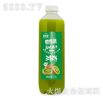 维他星猕猴桃发酵果汁1.1L