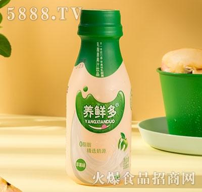 养鲜多乳酸菌果汁苹果味338ml