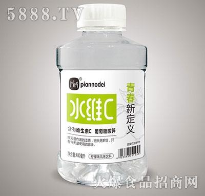 片断水维C柠檬味风味饮料480ml