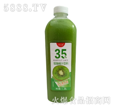 豫浪鑫猕猴桃汁饮料1.25L