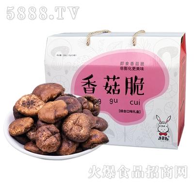 朱羊兔香菇脆(礼盒装)