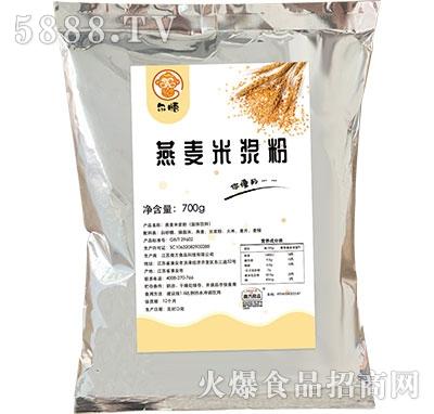 尔悟燕麦米浆粉700克