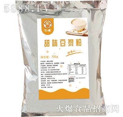 尔悟甜味豆浆粉700g