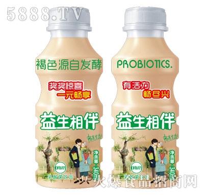菌悦益生相伴乳酸菌饮品340ml(瓶)