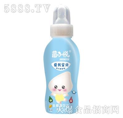 菌小悦乳酸菌饮品芝士味200g