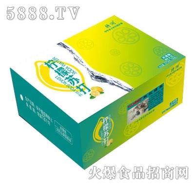 特润柠檬苏打水375ml×24瓶