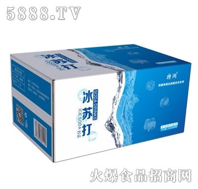 特润无汽苏打饮料375mlX24瓶