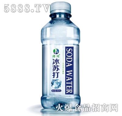 特润冰苏打350mlx24瓶