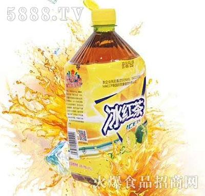 佳美冰红茶1L