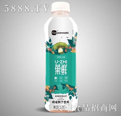 片断菓鲜猕猴桃汁1.25L