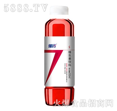 体速维生素饮料蔓越莓+草莓味550ml