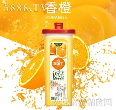 果里王西班牙香橙果汁1.5L