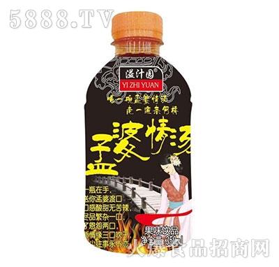 溢汁园孟婆情汤果味饮品350ml