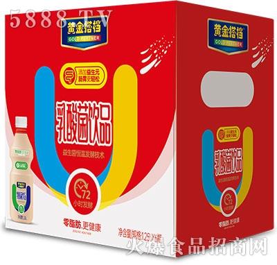 黄金搭档乳酸菌饮品1.25Lx6