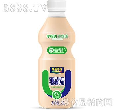 黄金搭档乳酸菌饮品1.25L