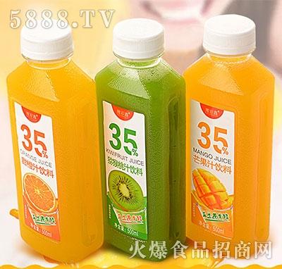 豫浪鑫果汁500ml